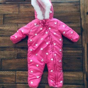 Baby Weatherproof Snowsuit ❄️